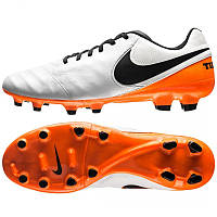 Бутсы футбольные Nike Tiempo Genio II FG (арт. 819213-108)