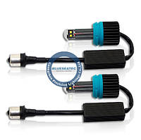 Комплект ламп (BA15S) 1156  (800Lm) Blueseatec Canbus universal led light kits