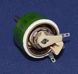 Резистор ППБ-3А 10 кОм±5% переменный, проволочный, регулировочный, фото 2
