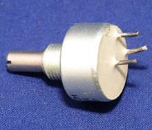 СП4-2Ма 1Вт 2,2кОм±20%. Резистор переменный, непроволочный, регулировочный объемный композиционный