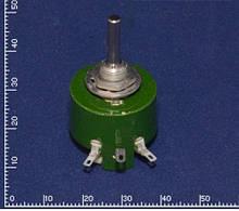 Резистор ППБ-3А 1,5 кОм±5% переменный, проволочный, регулировочный