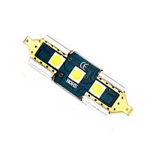 Світлодіодна софитная автолампи (C5W С10W) 31mm 3-3030SMD canbus Sumsung