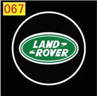Светодиодные проекторы LAND ROVER в дверь 4-го поколения shadow light MC-04
