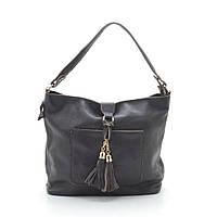 Кожаная сумка 5239 brown