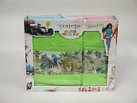 Набор детских бамбуковых полотенец в коробке - Cestepe Bamboo Junior 2*50х90/70х140 - №08