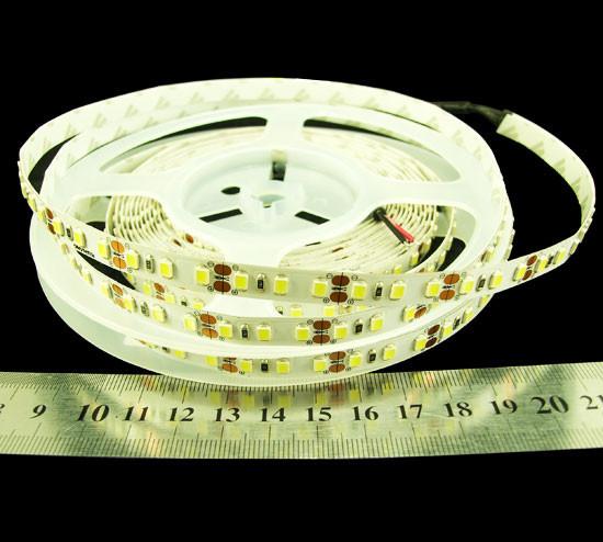Світлодіодна стрічка нейтрально-біла 2835-120-IP33-NW-10-24 RZ00C0TC-A 3500-5900K Rishang Premium
