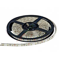 Белый теплый, лента светодиодная 4,8W SMD3528 (60 LED/м)  Outdoor IP54