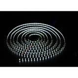 Лента светодиодная (синий свет) 4,8W SMD3528 (60 LED/м) Indoor IP20, фото 3