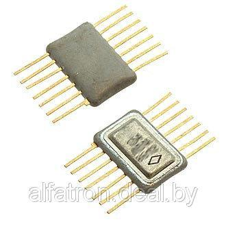 249ЛП4(Au) оптоэлектронный переключатель-инвертор (элемент гальванической разв (5-я приемка) (корпус 401.14-6)