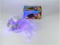 Новогодняя светодиодная гирлянда 180 NET B Сетка ( 180 светодиодов ) Цвет синий