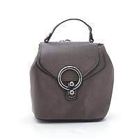 Клатч-рюкзак Little Pigeon W8260 coffee