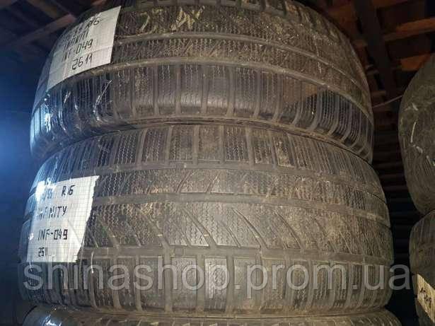 Зимние шины 215/55 R16 Infinity Tyres INF-049 б/у
