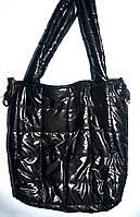 Дутая стеганная сумка под пуховик Fashion , фото 1