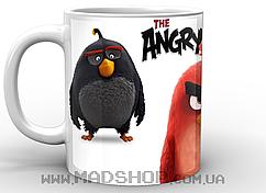 Кружка Злые Птицы Angry Birds Movie poster