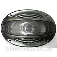 Автомобильная акустика колонки Pioneer TS-6963 300W,  Динамики для магнитолы A6963E, TS-A6963E