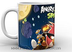 Кружка Злые Птицы Angry Birds Space