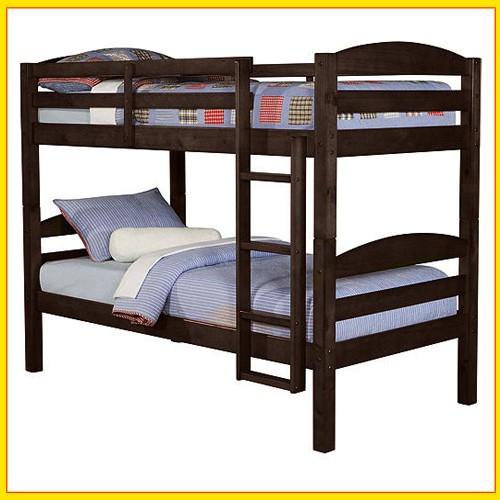 """Двухъярусная кровать """"Твайс"""" 1 Сорт с ящиками"""