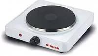Электрическая плита Vitalex VT-60 кухонная плитка (1 конфорка) ( Виталекс )