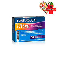 Тест полоски OneTouch Ultra (Ван Тач Ультра) №50