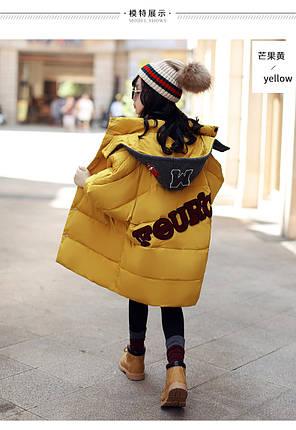Куртка с обьёмной надписью, фото 2