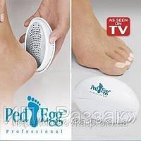 Набор для ухода за пятками Ped Egg, набор для педикюра