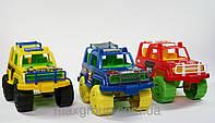 Детская машинка Джип цветной, арт. МГ114