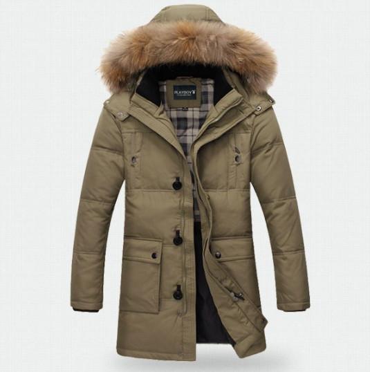 c8c1ea1b4d179 Длинный мужской пуховик зимняя куртка недорого киев - Интернет-магазин  одежды Fashion-Ua в
