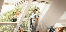 Окно-балкон VELUX CABRIO® GDL, фото 3