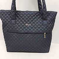 Стёганая сумка со змейкой, фото 1