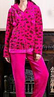 Женская теплая пижама в 6 цветах , фото 1