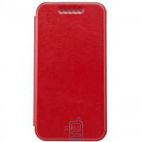 Чехол-книжка боковая Lenovo S960 красный
