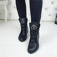 Ботинки на шнурочках, фото 1