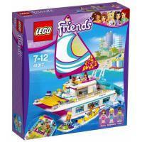 Конструктор LEGO Friends Катамаран Саншайн (41317)