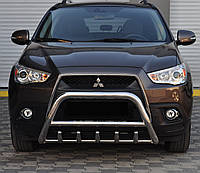 Кенгурятник на Mitsubishi ASX (c 2010---) Митсубиси АСХ PRS