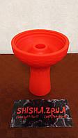Чаша силиконовая фанел под калауд с бортом  - цвет: Красная, фото 1