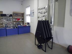 Печь для отопления склада Konvektor-1000 (сталь 4 мм), фото 3