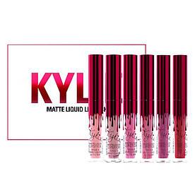 Жидкая помада Kylie Valentine`s Edition - набор 6в1