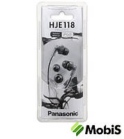 Наушники Panasonic RP - HJE118 Black