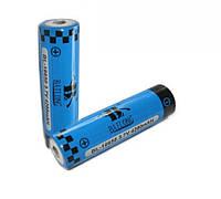 Аккумуляторная батарейка емкость 4200mAh Bailong BL 18650 Blue литий-ионный аккумулятор 4200mAh 3.7V