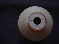 Gutermann Tera №30  3000 м. цвет 414 (МОЛОЧНЫЙ).