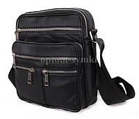 Удобная кожаная сумка для мужчин