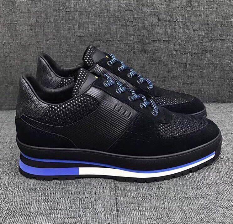 ef15291db1ae Кожаные мужские кроссовки Louis Vuitton, цена 5 900 грн., купить в ...