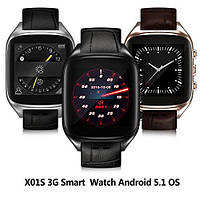 Smart Watch Ourtime X01S 3G Android 5.1 , фото 1