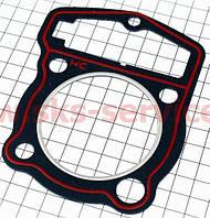 Прокладка головки цилиндра CB-150cc 62мм на мотоцикл VIPER -150-J