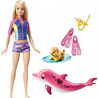 Игровой набор Barbie - Подводное плавание (FBD63)