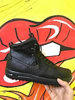 Мужские кроссовки Nike Lunar Force v4 Black