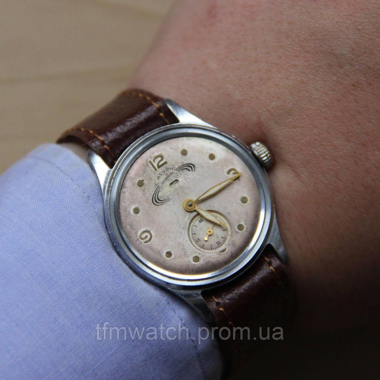 Часы сатурн наручные часы наручные онлайн заказ