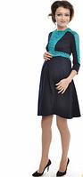 Платье с гипюром для будущей мамочки