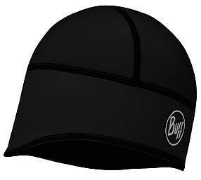 Шапка BUFF WINDPROOF TECH FLEECE HAT solid black