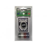 Набор для игры в покер (24 фишки+колода карт) I4-1 покерный набор